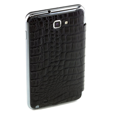 Samsung Galaxy Note Flip Cover - Lizard- SAMGNLFC