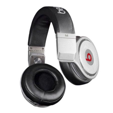 monster beats by dr dre beats pro professional headphones black. Black Bedroom Furniture Sets. Home Design Ideas