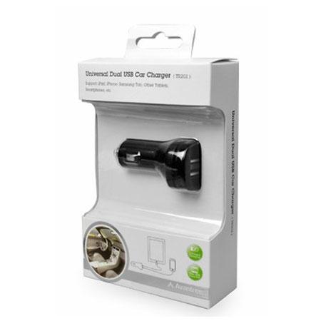 Avantree High Power 2.1A Dual USB Universal Billaddare