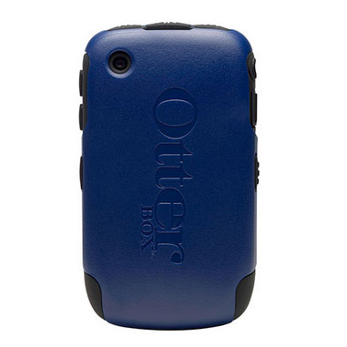 OtterBox for BlackBerry Curve 9300/8500 Commuter Series - Black/Blue