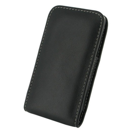 PDair Leather Vertical Case - HTC One V