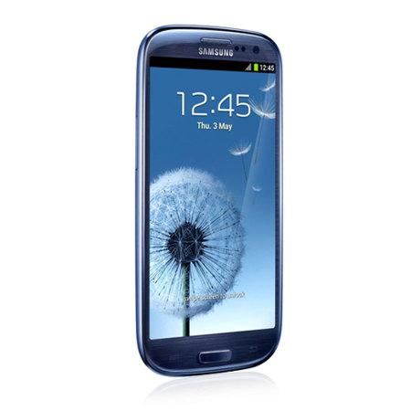 Sim Free Samsung Galaxy S3 i9300 Unlocked - Pebble Blue - 16GB