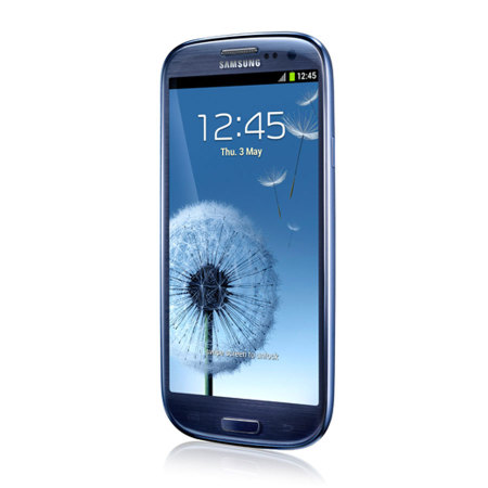 Sim Free Samsung Galaxy S3 i9300 Unlocked - Pebble Blue - 16GB