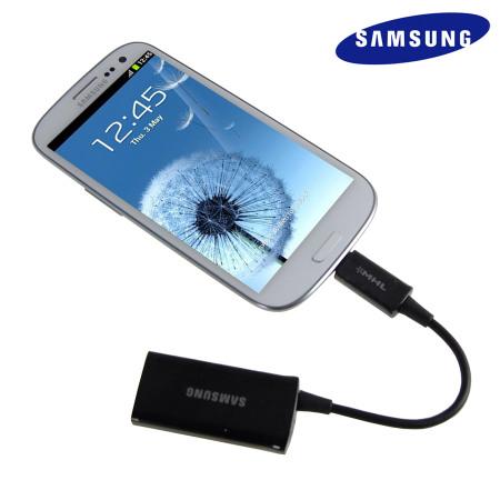 Samsung Galaxy S3 Note 2 Mhl Hdtv Adapter Epl 3fhubegstd