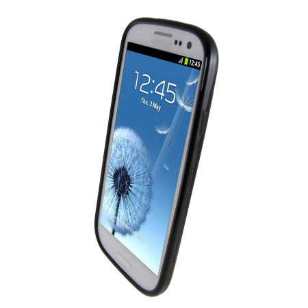 FlexiShield Case For Samsung Galaxy S3 - Black