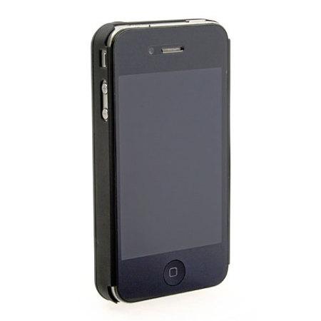 iphone 4 und 4s h lle mit dual sim mobiltelefon. Black Bedroom Furniture Sets. Home Design Ideas