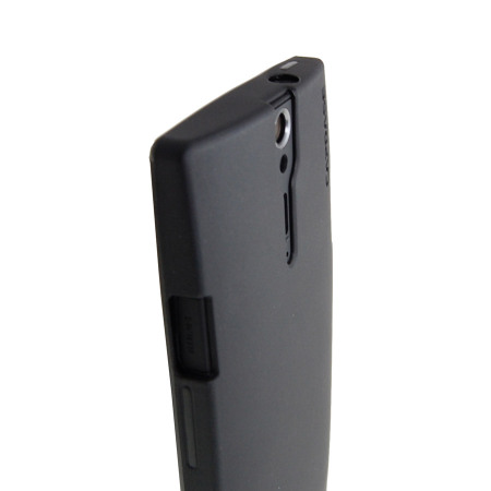 Soft Jacket Xpose for Sony Xperia S - Black