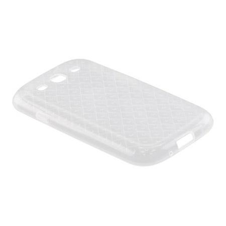 Samsung Galaxy S3 TPU Case - Clear - SAMGSVTPUCL