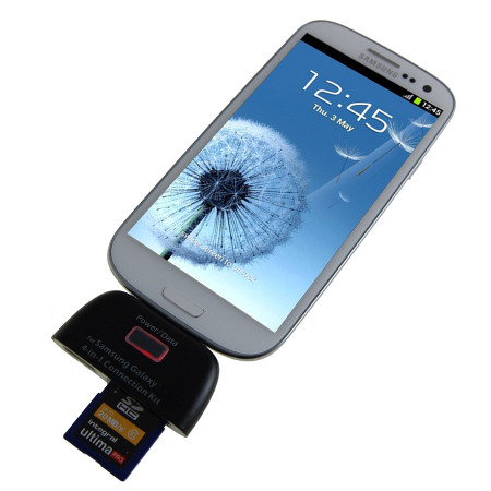 Mobile Fun Connection Kit for Samsung Galaxy S4 / S3 / Note 3 / Note 2