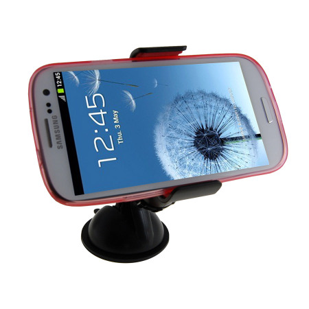 SuperGrip Samsung Galaxy S3 Case Compatible Car Pack