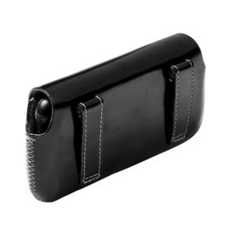 Krusell Hector 3XL Leather Pouch Case - Black
