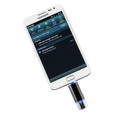 USB 3-in-1 Flash Drive for Smart Phones