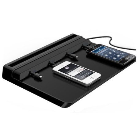 Universale Ladestation für Tablets und Smartphones