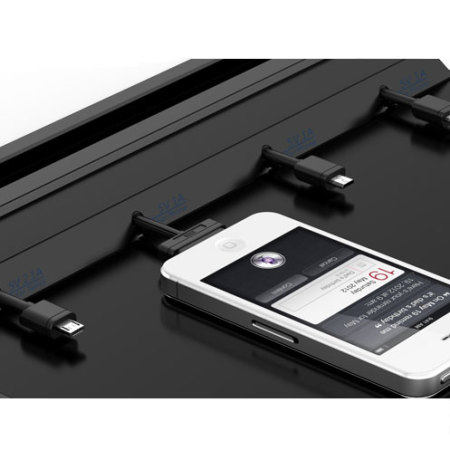 Universal Charging Station For Smartphones Tablets