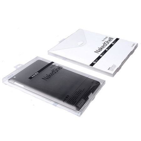 Rock NakedShell for iPad 2 - Smoke Black