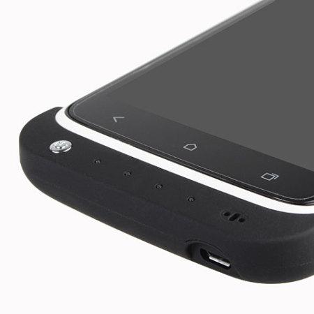 Caseflex HTC One X Silicone Gel S-Line Case - Red |Htc One X Case Cute