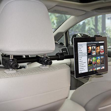 support voiture universel tablette pour appui tete arkon tab rshm Avis