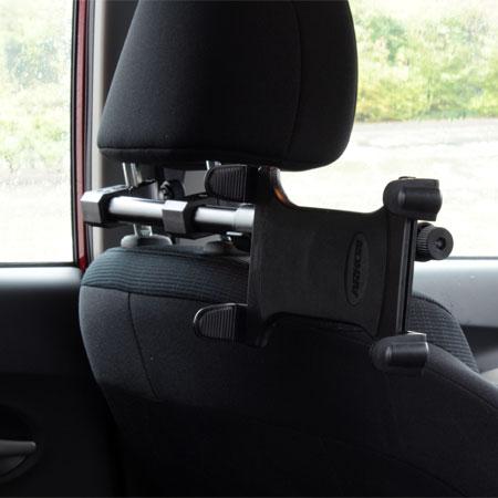 arkon deluxe universal tablet headrest mount