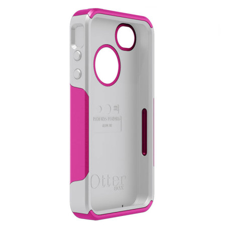 otterbox iphone 4s otterbox iphone 4s 4 commuter series pink white 2642