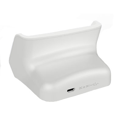 Desktop Cradle For Samsung Galaxy Note - White