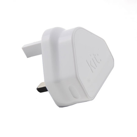 Kit: Compact 1A USB Mains Charger Adapter