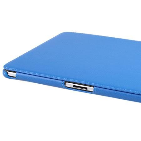 Funda tipo libro con soporte para Galaxy Tab 2 (10.1) - Azul