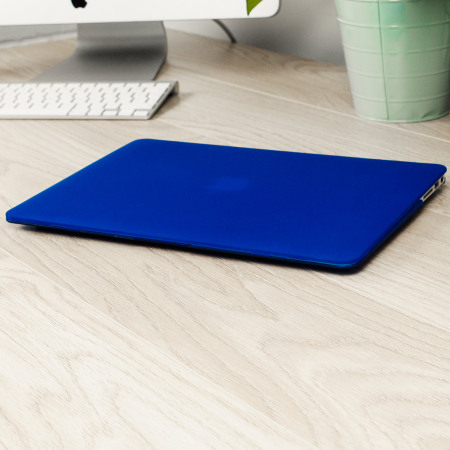 Olixar ToughGuard MacBook Air 13 inch Hard Case - Blue