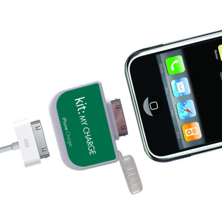 kit my power iphone emergency charger. Black Bedroom Furniture Sets. Home Design Ideas