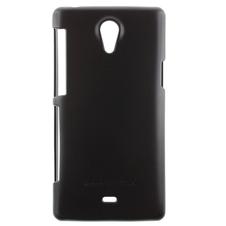 Sony Xperia T SMA6122B Hard Shell - Black