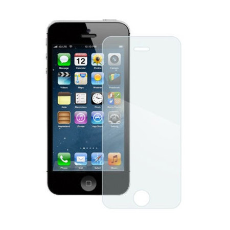 SGP iPhone 5S / 5 Glas.t Premium Tempered Screen Protector