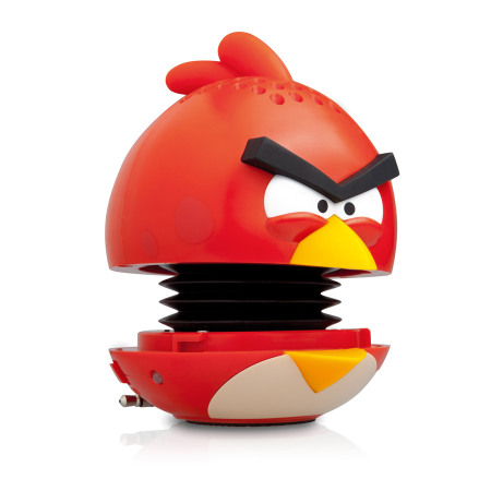 Gear4 Angry Birds G4PG778G Mini Speaker - Red Bird