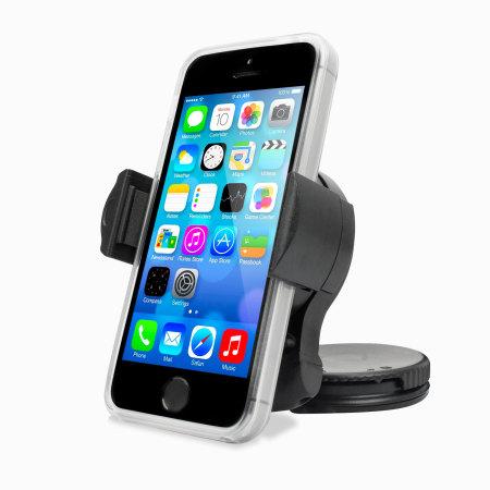 Pack Accessoires iPhone 5S / 5 Ultimate - Noir