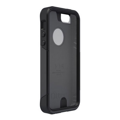 OtterBox Commuter Series for iPhone 5S / 5 - Black