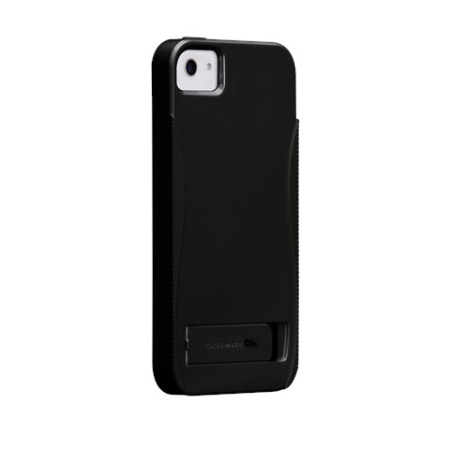 Case-Mate Pop with kickstand for iPhone 5S / 5 - Black