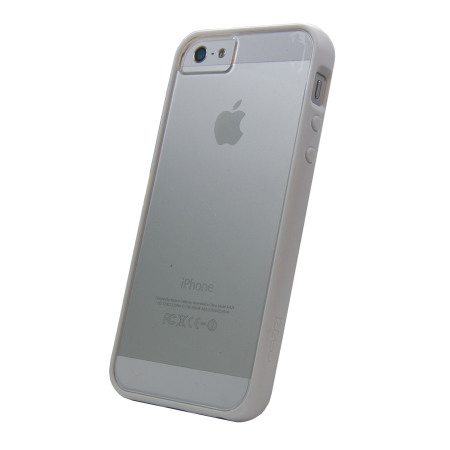 Gear4 IC535G iPhone 5S / 5 IceBox Edge Case - White