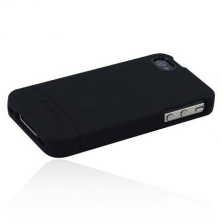 Coque iPhone 4S / 4 Incipio Edge Pro - Noir