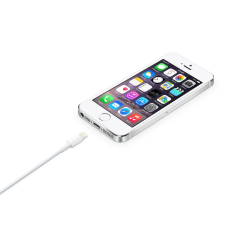 Official Apple Lightning to USB Cable - Retail -  1m