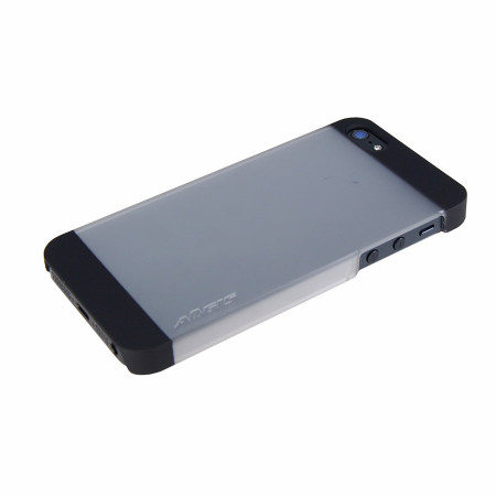 iphone 5s rubber case aegis rubber shell iphone 5s 5 clear and black 6611