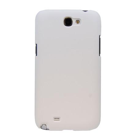 ToughGuard Shell for Samsung Galaxy Note 2 - White