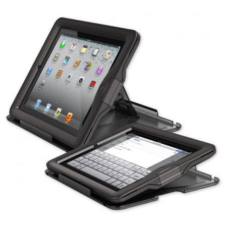 timeless design c9d10 d50f6 LifeProof Nuud Case for iPad 4 / 3 / 2 - Black