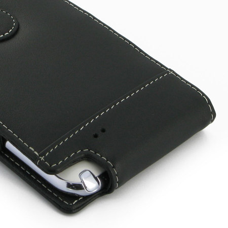 best sneakers e1466 77ffa PDair Leather Flip Case - Samsung Galaxy Note 2