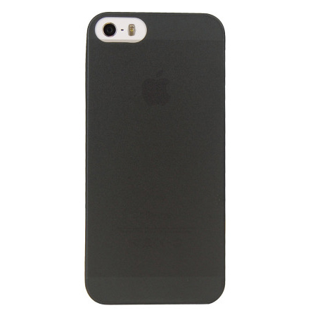 Coque iPhone 5S / 5 Ultra fine - Noire