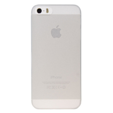 newest 825b7 3120f Ultra-thin Protective Case for iPhone 5S / 5 - White