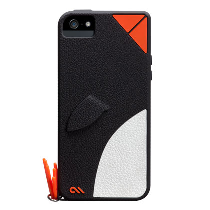 brand new 77196 126ee Case Mate Waddler Penguin For iPhone 5S / 5
