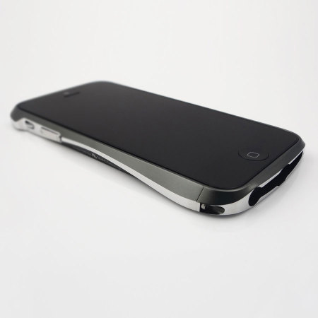 promo code c0eed 6cc8b Draco Design Aluminium Bumper for the iPhone 5S / 5 - Graphite Grey