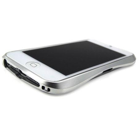 Draco Design Aluminium Bumper for the iPhone 5S / 5 - Astro Silver