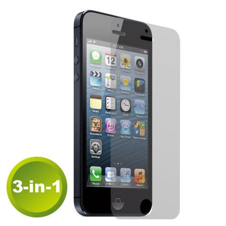 Pack accessoires iPhone 5S / 5 Platinum