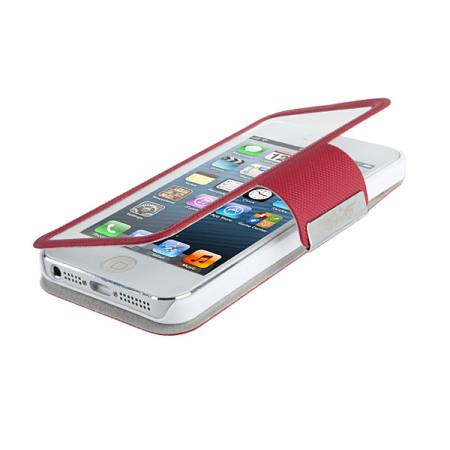 funda iphone 5 con tapa