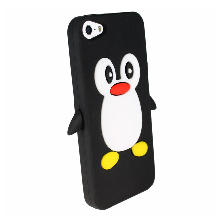 iphone 5s silicone case penguin silicone for iphone 5s 5 8771