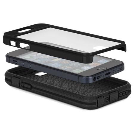 Case-Mate Tough Xtreme Case for iPhone 5S / 5 - Black